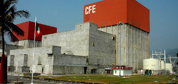 Мексика пока не собирается покупать новые реакторы для АЭС в России