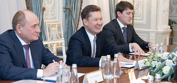 Gazprom and Itochu sign MoU on Baltic LNG project