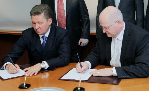 Alexey Miller: As strategic investor, Gazprom targets on widespread and exhaustive development of Belarusian GTS