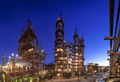 На Московском нефтеперерабатывающем заводе появились новые очистные сооружения