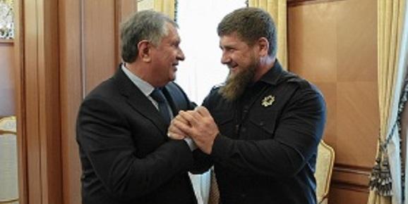 Роснефть vs Р. Кадыров: Подрядчик готовит технико-экономическое обоснование битумного завода в Чечне