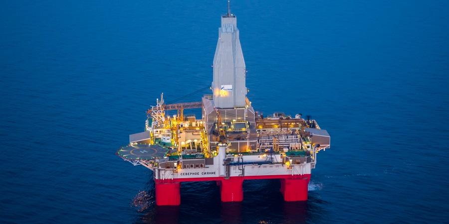Газпром флот завершил строительство скважин СК 9 и СК 19 на Южно-Киринском месторождении