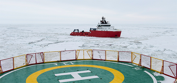 Газпром нефть шельф в 2019 г. подготовит проект поисково-оценочных работ на Южно-Обском участке недр