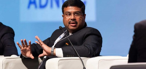 D.Pradhan: India's energy sector to attract $300 billion investment in coming decade