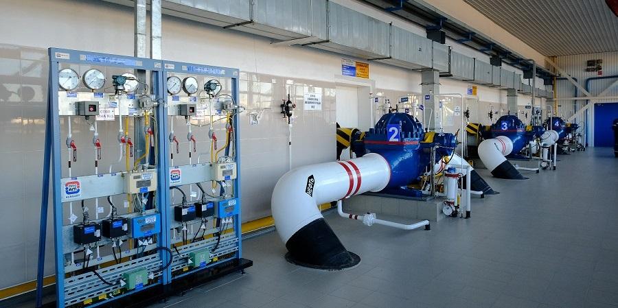 Черномортранснефть завершила техперевооружение автоматизированной системы управления на НПС