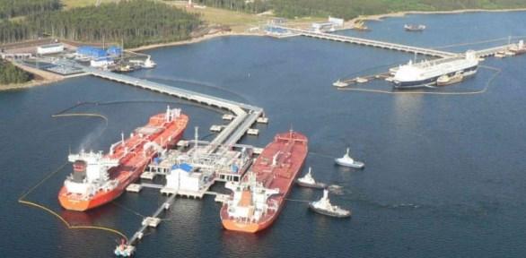 Транснефть получила добро от Главгосэкспертизы на реконструкцию нефтеналивного терминала в г Приморске