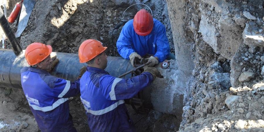 В г. Комсомольск-на-Амуре построили газопровод для резидентов ТОР