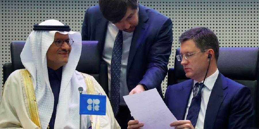 Не договорились. Саудовская Аравия настаивает на том, чтобы Россия сократила добычу нефти на 1,5 млн барр./сутки
