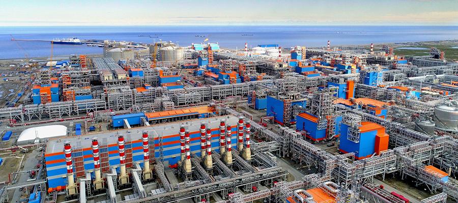 Ямал СПГ произвел 9 млн т СПГ в 1-м полугодии 2019 г