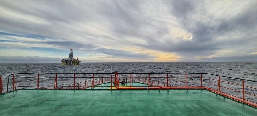 Газпром получил рекордный дебит газа на шельфе Карского моря