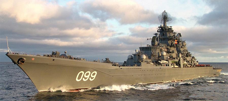 Звездочка отремонтирует уникальный атомный крейсер «Петр Великий»