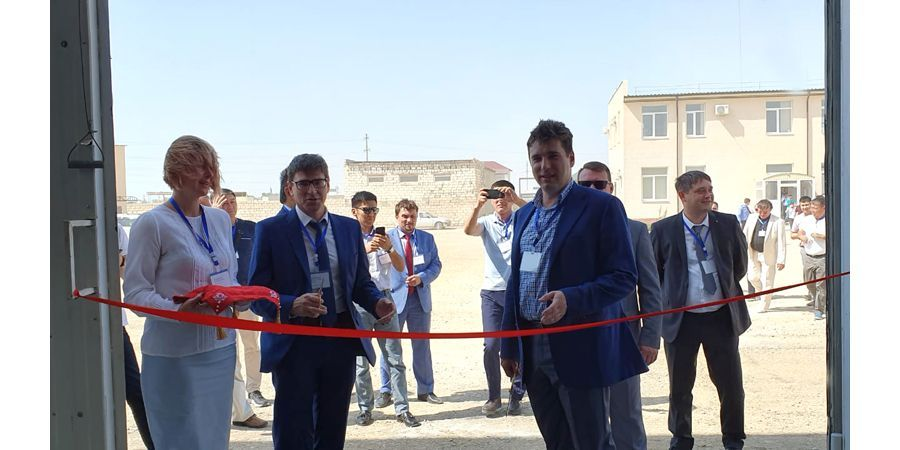 Новомет расширяет базу:  в Казахстане открыт второй в республике сервисный центр компании