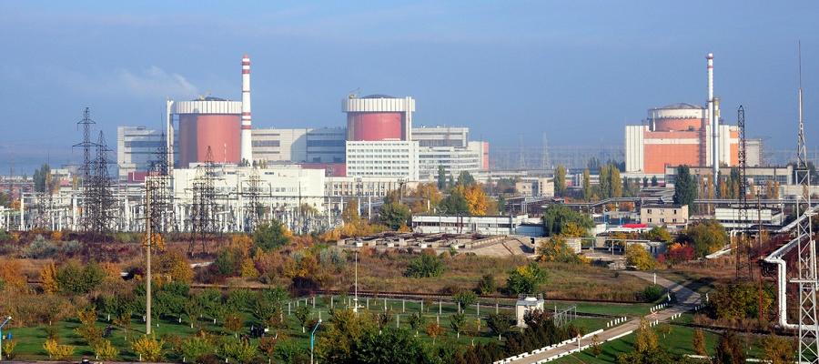Ремонт окончен. На Южно-Украинской АЭС включили третий энергоблок