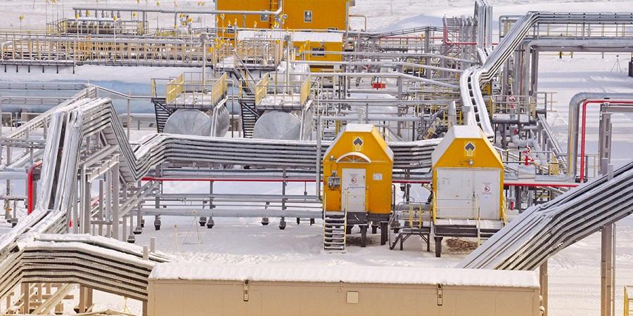 Роснефть внедряет инновационные технологии добычи газа