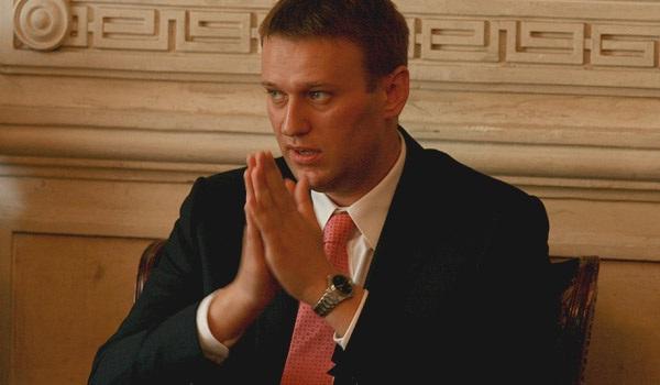 А.Навальный собрал 1,5 млн руб для поддержки сайта «РосПил»