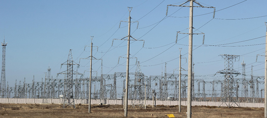 Ukraine's Naftogaz GSC starts electricity imports from Belarus