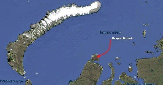 Остров белый: рекультивация почв