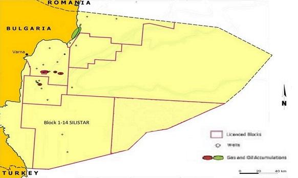 Shell переходит к исследованию результатов сейсмики на блоке Силистар на черноморском шельфе Болгарии