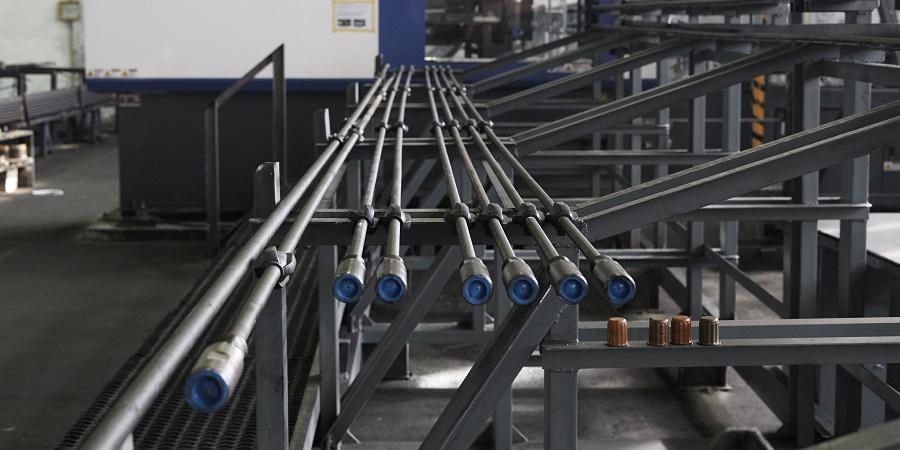 «Мотовилиха – гражданское машиностроение»  модернизировала производство насосных штанг
