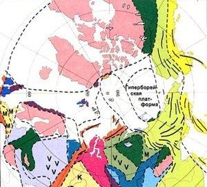 К тектонике Северного Ледовитого океана и его континентальной окраины