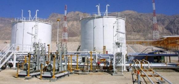 Иран намерен увеличить количество газовых хранилищ в стране