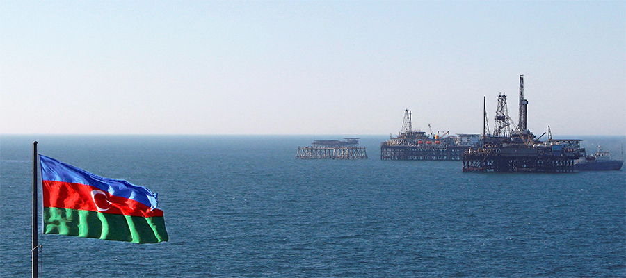 Significant increase in Azerbaijan's gas production