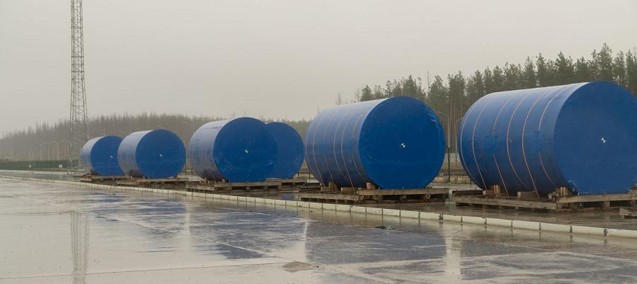 Стартовали работы по перевозке ядерных отходов в новое хранилище Чернобыльской АЭС