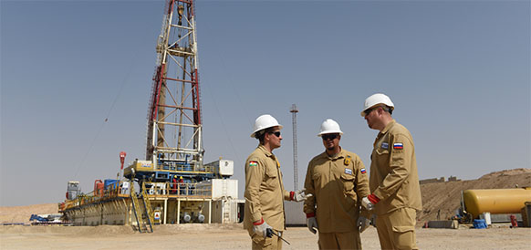Gazprom Neft commissions 2nd well at Sarqala field