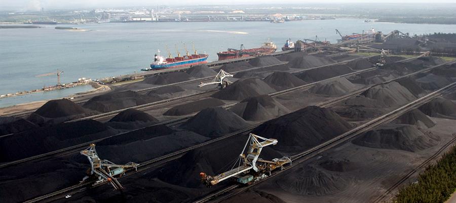 С начала 2019 г. Ростерминалуголь отгрузил на экспорт 11 млн т угля