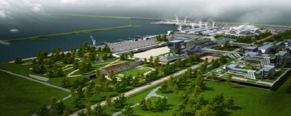 Росморечфлот выдал СПГ-Горская разрешение на строительство СПГ-порта в Санкт-Петербурге