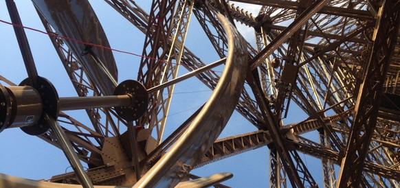 Eiffel Tower Going Green With Two New Wind Turbines