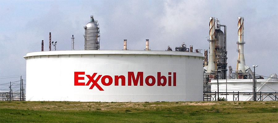 Чистая прибыль ExxonMobil в 1-м полугодии 2019 г. уменьшилась несмотря на рост добычи