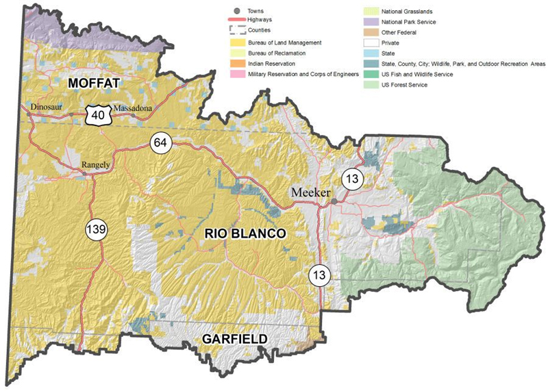BLM Drafts Plan for Oil, Gas Drilling in Northwest Colorado
