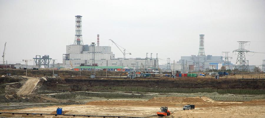 На Курской АЭС-2 успешно завершилась установка 1-го яруса внутренней защитной оболочки реактора энергоблока №1