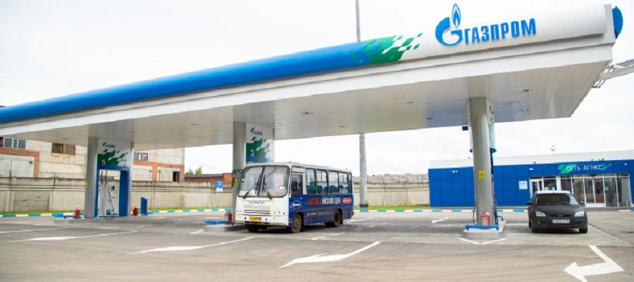 В Удмуртии расширилась сеть АГНКС Газпром