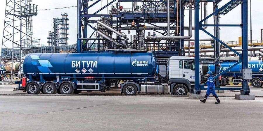 Новые технологии позволят Газпром нефти увеличить выпуск высококачественных битумов