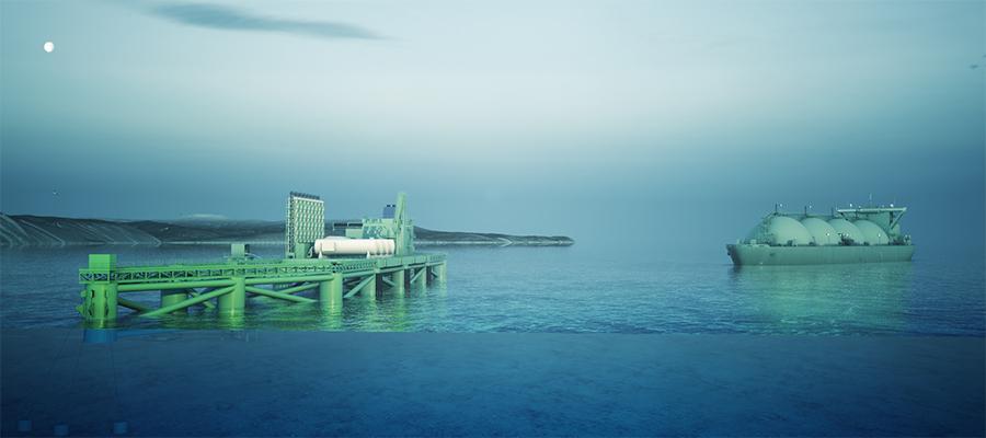 Латвия готовится к строительству собственного СПГ-терминала. Будет дешево