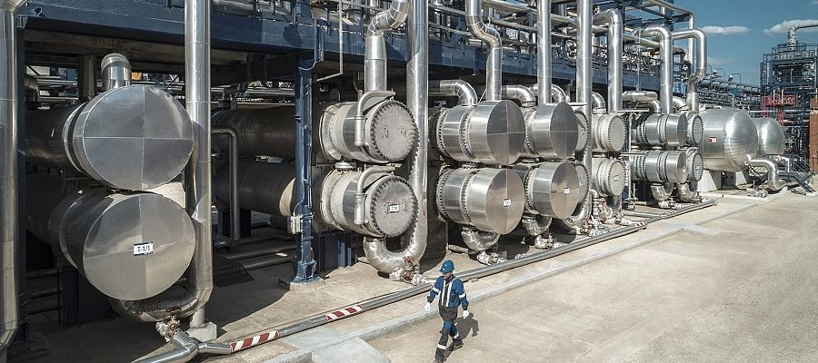 Fuel-shipment capacity gets a boost at Moscow Refinery