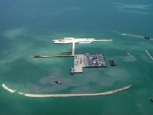 Первую нефть  NCOC планирует добывать на Кашагане