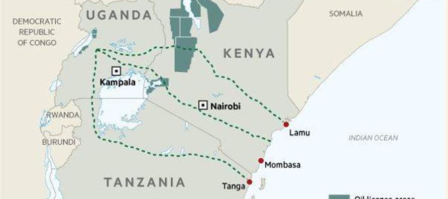 Нефтепровод Уганды может остаться без финансирования
