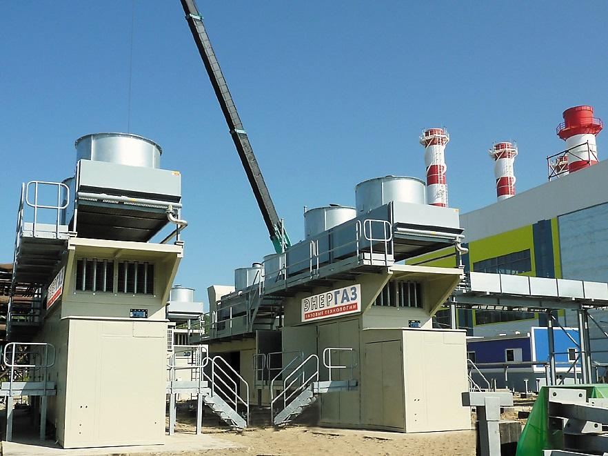 Дожимные компрессорные установки для подготовки различных типов газа