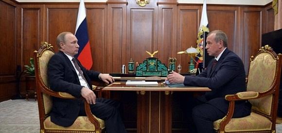 Газпром рассматривает возможность строительства установки СПГ в Иркутской области мощностью 5 млн т