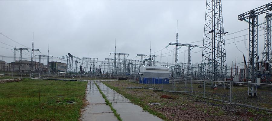 Россети ФСК ЕЭС устанавливает новое коммутационное оборудование на подстанции 220 кВ Погорелово в Ростовской области