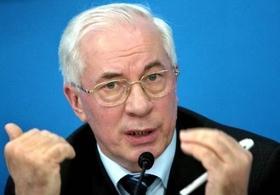 """Азаров и Путин: переговоры """"по наиболее чувствительным вопросам"""""""