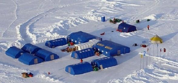 В Хатангском заливе моря Лаптевых начала работу научно-опорная база Роснефти