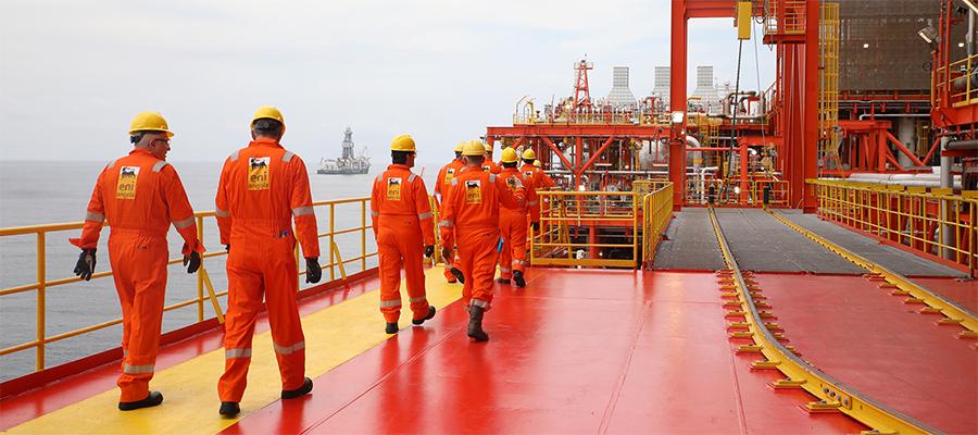 Eni открыла газовое месторождение в дельте р. Нил в Египте