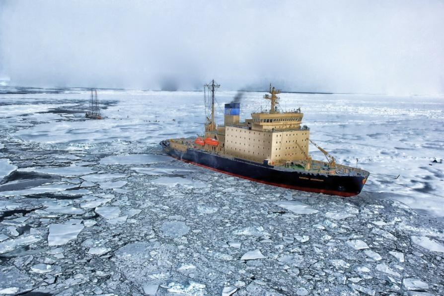 Нефтегазоносность Карского моря