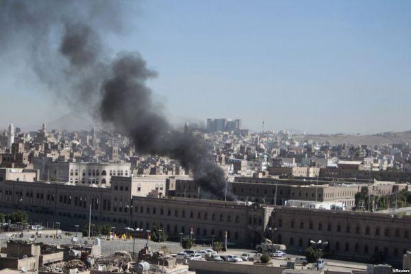 Персидская коалиция может начать наземную атаку на Йемен