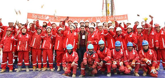 Роснефть открыла новое нефтяное месторождение Салман на Блоке 12 в Ираке