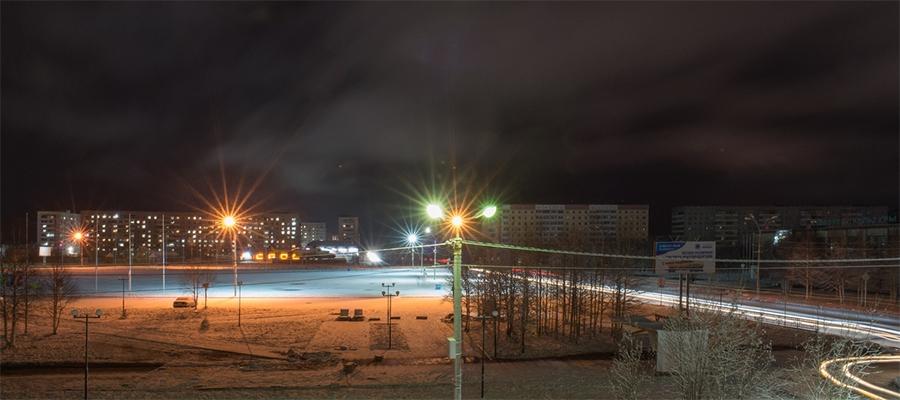 Электроснабжение г. Усинск в республике Коми восстановлено после сбоя